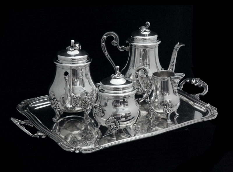 frenchantiquesilverplatedteasetwithtray-set-1004